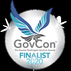 Logo of GovCon Finalist 2020